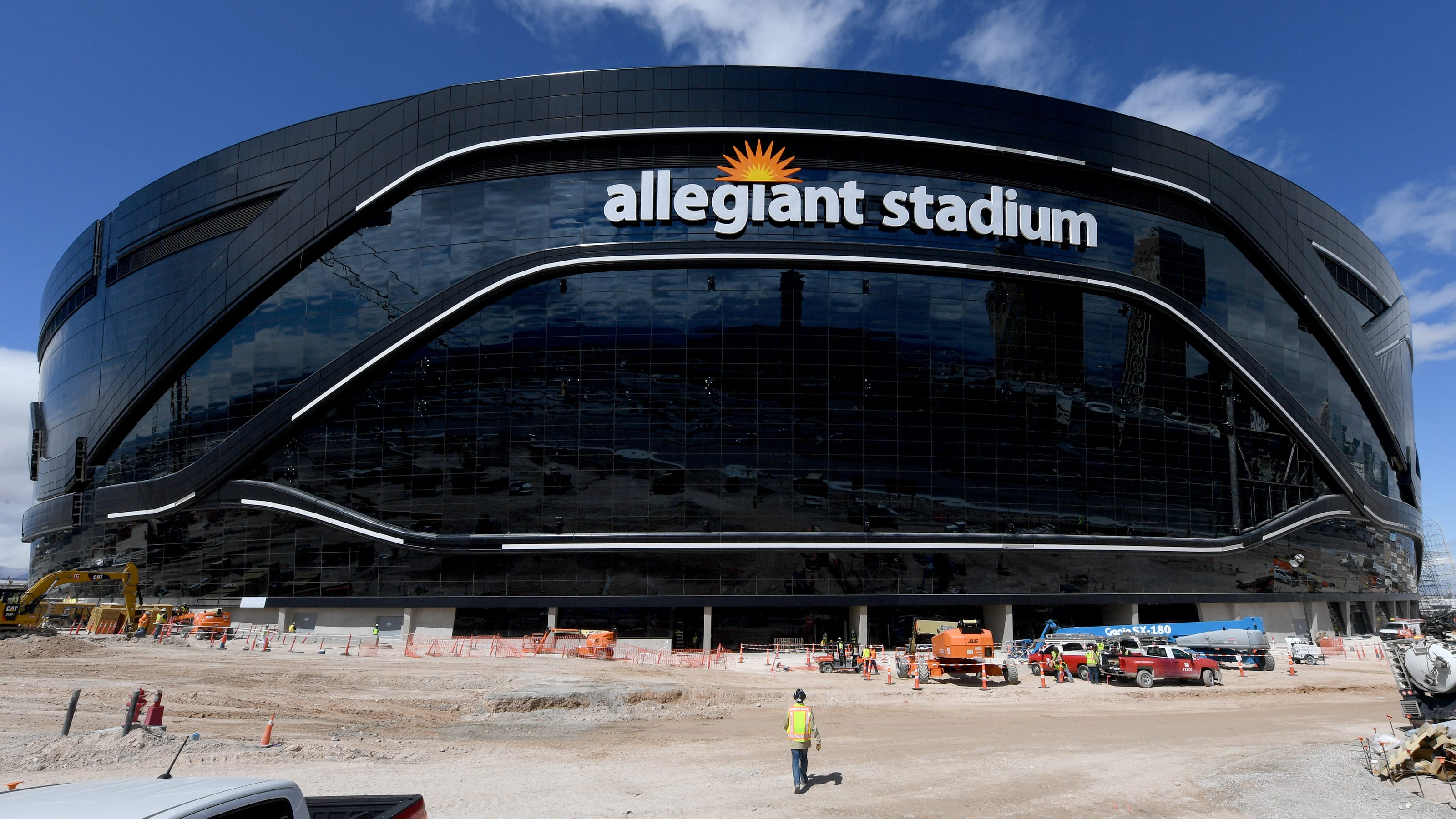 Forbes El Paso Possible Site For Las Vegas Raiders Nfl Games