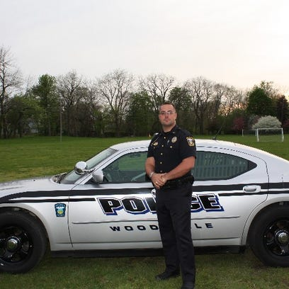 Woodville Police chief Roy Whitehead.
