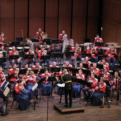 """The President's Own"" United States Marine Band will"