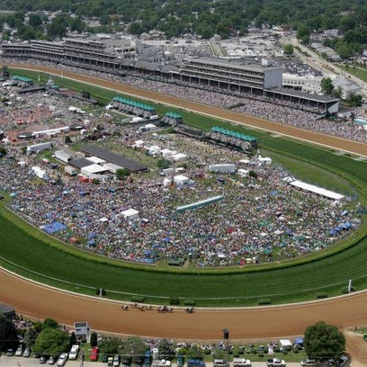 Churchill Downs, perhaps the most famous horse racing venue in the world, will host the Kentucky Derby on Saturday.