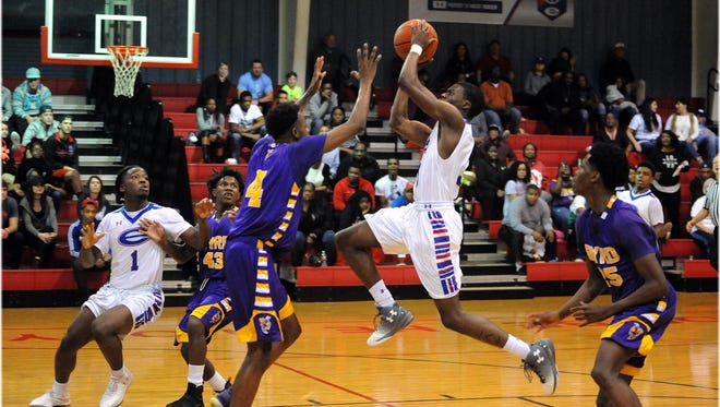 Evangel used a fourth-quarter comeback to defeat Byrd on Tuesday night.