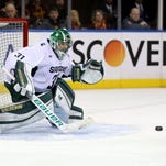 Michigan State hockey edged by No. 16 Penn State in home finale, 3-2