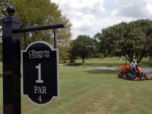Champions Course at Weeks Park