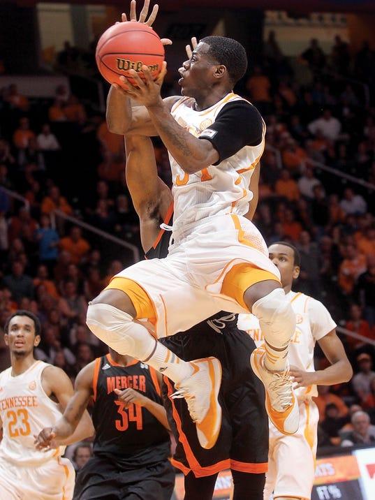 Mercer Tennessee Basketball