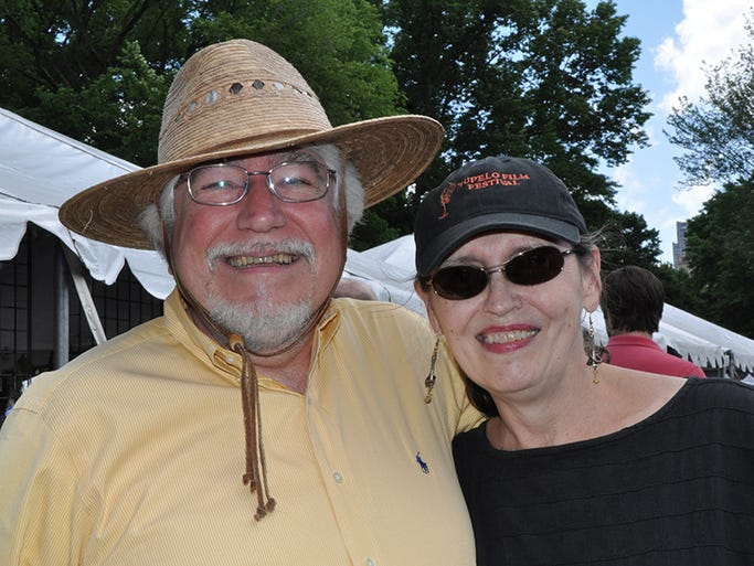 Picnic co-founders Ron (Ellisville) and Vicki Carter (Tupelo), now of New Jersey