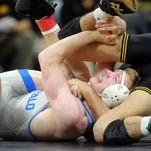 Photos: Iowa City Duals