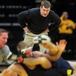 Iowa wrestling takeaways: Tom Brands talks Spencer Lee, his lineup and more