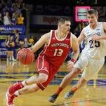 USD basketball: A pair Texas teams visiting this week