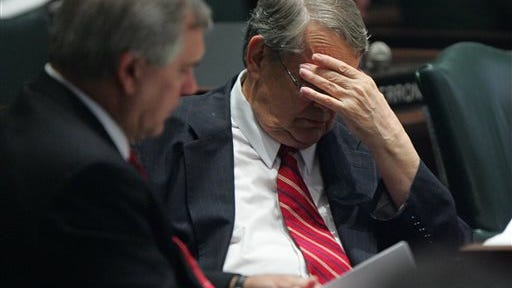 Although ex-Sen. Ward Crutchfield, D-Chattanooga, and four other lawmakers were convicted after an FBI bribery sting operation in 2005, the GOP would not take control of the statehouse for another five years. History shows Democrats have an uphill battle as they try to use the Jeremy Durham scandal for political gain.