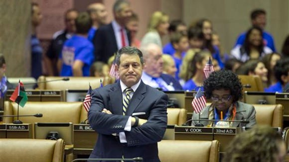 Joseph Morelle, Democratic majority leader of the New York State Assembly