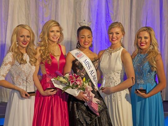 Tiara Pennington, Miss Alabama's Outstanding Teen 2016,