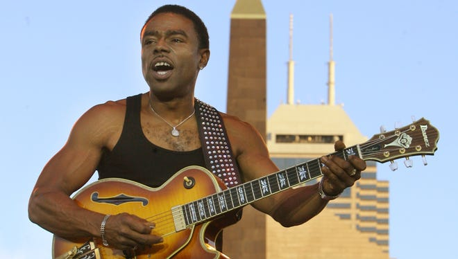 Norman Brown will perform on Sept. 16 as part of Indy Jazz Fest.