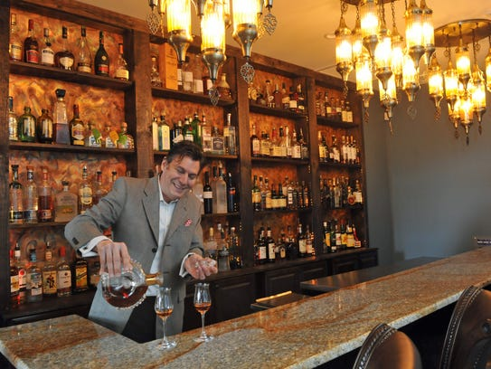 Alex Litras, owner of Cafe Margaux, talks about his