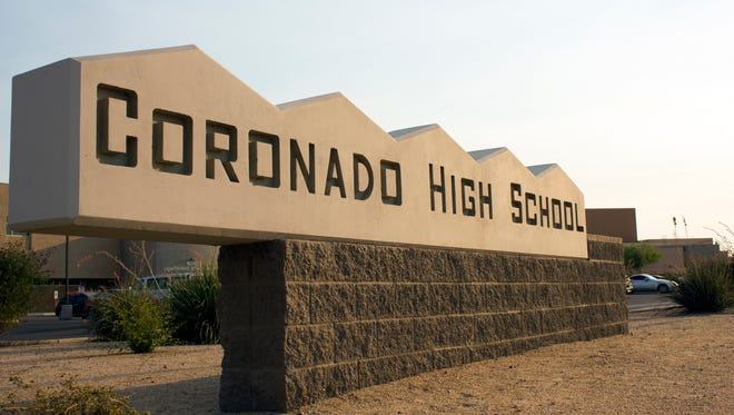 Coronado High School, where a teacher worked for more than two years while a sexual misconduct investigation against him plodded along in two states.