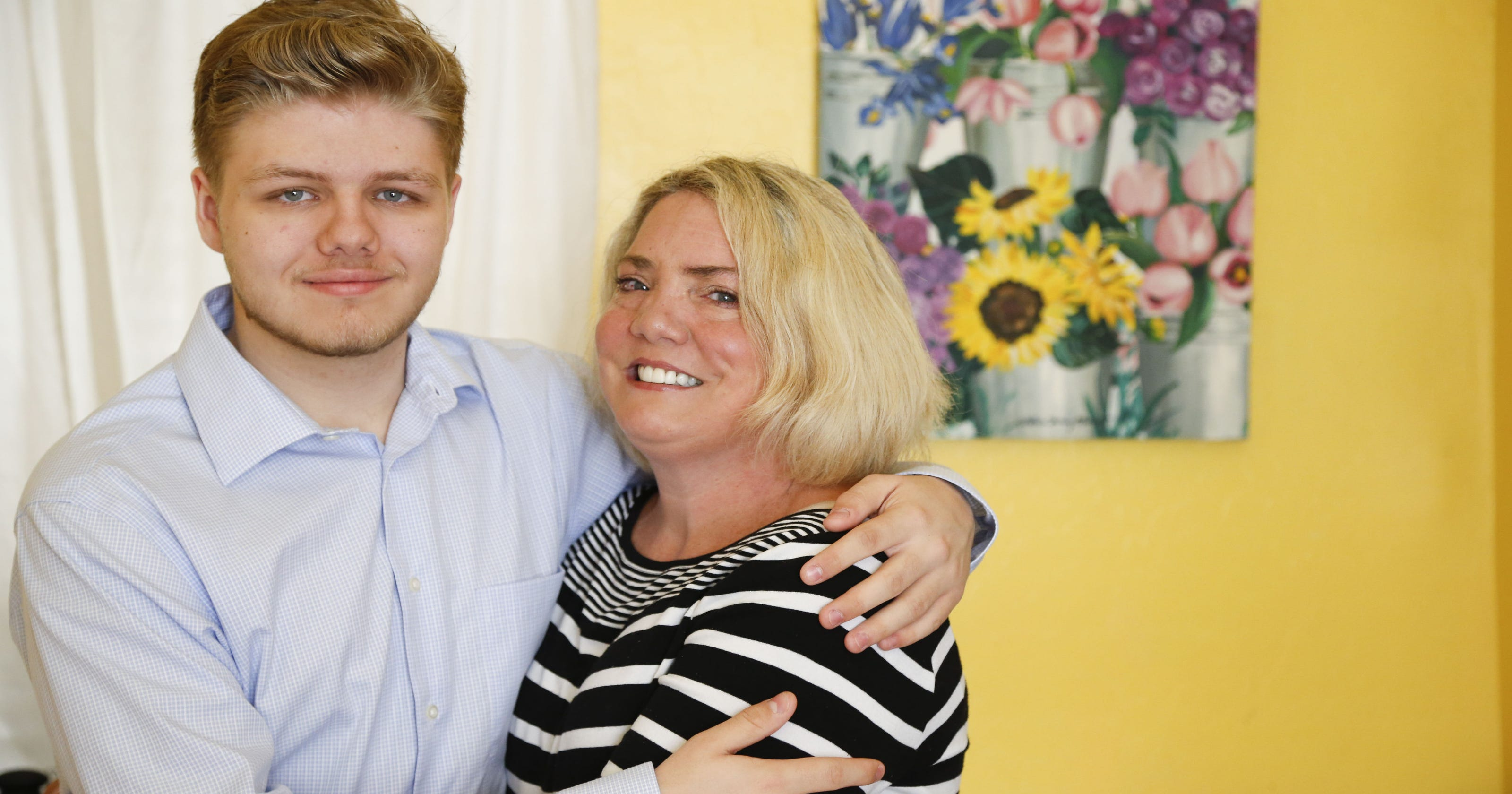 Thoughts On Hugs Predict Autism >> Autism Is Not My Identity How A Cave Creek Teen Lost His Diagnosis