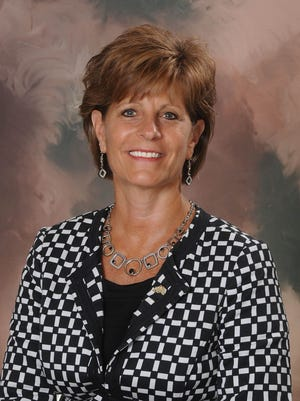Emilie Lonardi, superintendent of West York School District. Lonardi will be leaving her role at the end of June.
