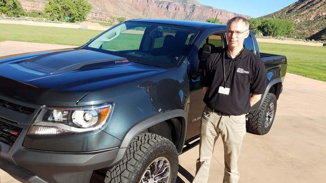 """Ride and handling requirements are """"all about the precise control of the suspension,"""" says Murray White, Multimatic technical director."""