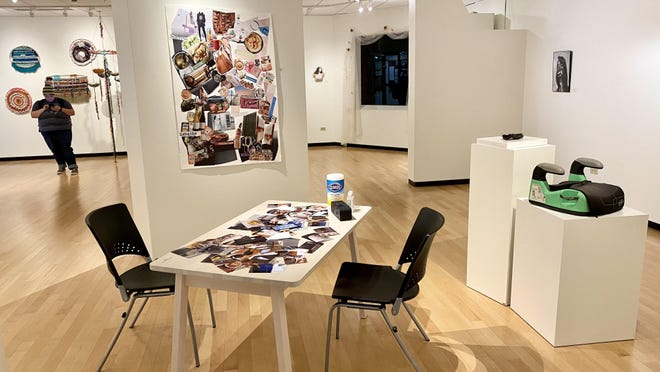 'Good Without' is on display at Georgia Southern's Armstrong campus until Dec. 4.