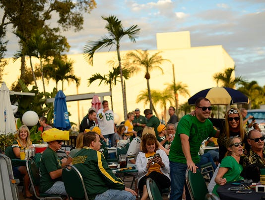 ES_GPG_Packers Everywhere rally in Florida_12.20.14