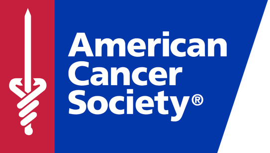 American Cancer Society logo.