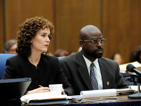Sarah Paulson and Sterling K. Brown both earned Golden