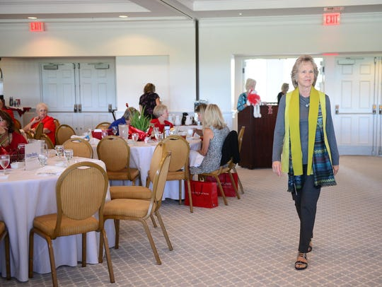 11th Annual Sussex Go Red For Women luncheon and fashion