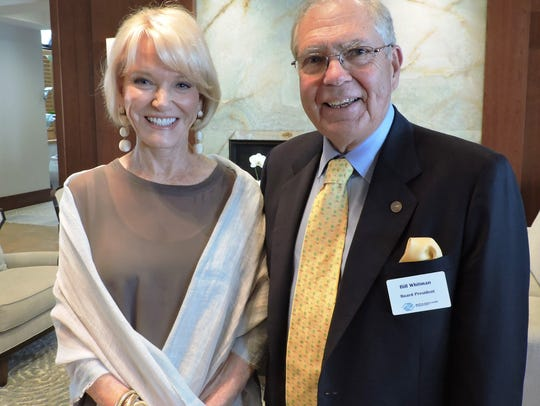 Patti Silver and Bill Whitman, Boys & Girls Clubs of