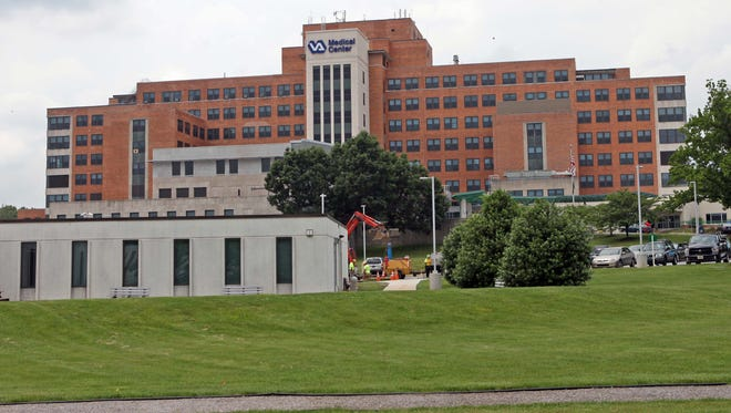 The director of the Wilmington VA hospital in Elsmere defended the facility in an interview with The News Journal on Thursday.