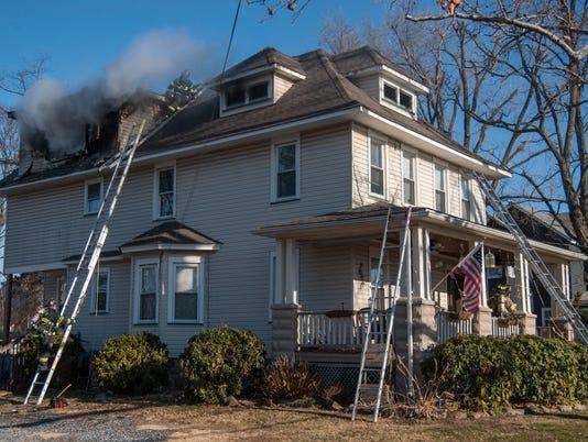 Oaklyn house fire