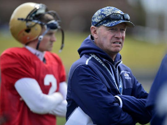 Rob Ash compiled a 70-38 as head coach at Montana State