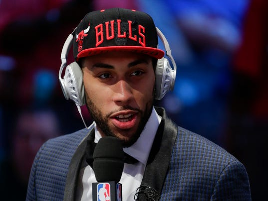 MSU in NBA draft: Valentine a lottery pick, Davis slips to ...