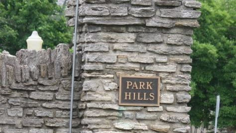 Park Hills is nestled around Devou Park uphill from Covington.