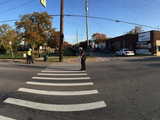 Police have closed a major intersection in East Price