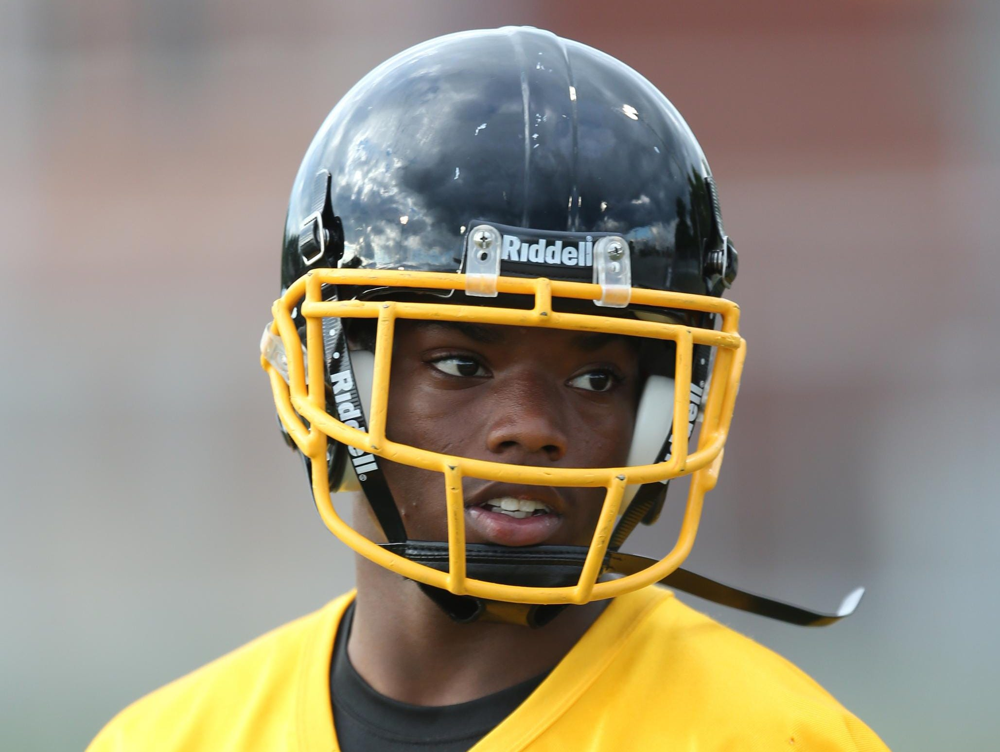 Senior wide receiver Donnie Corley helped Detroit King win the Division 2 state championship over Lowell with a game-winning touchdown catch as time expired.
