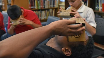 Google takes Vineland students around the world and beyond