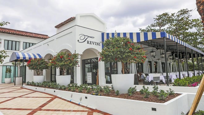Trevini restaurant is reopening its dining room today.