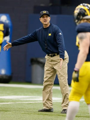 The Free Press has learned that the Wolverines self-reported four secondary NCAA violations, all committed under new football coach Jim Harbaugh.