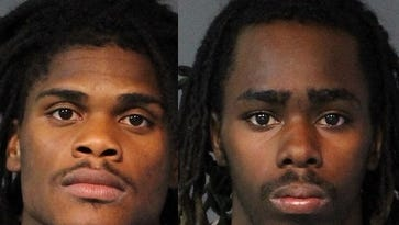 2 arrested after downtown Reno armed robbery