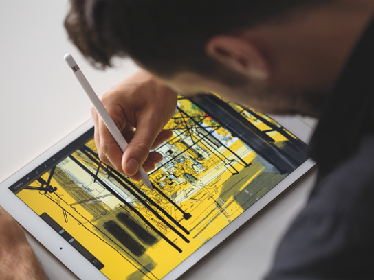With the iPad Pro and Apple Pencil, Apple has gone