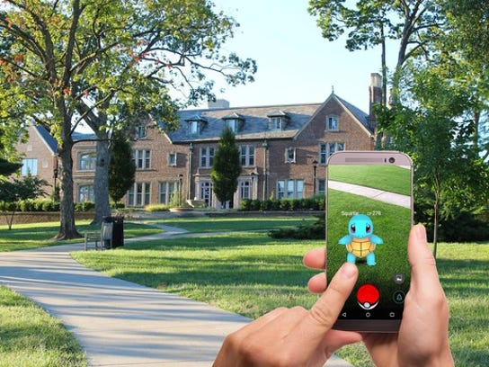 Pokemon Go drove people into a frenzy in summer 2016.