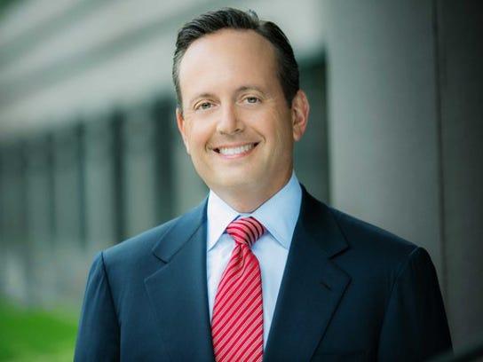 Allergan CEO Brent Saunders