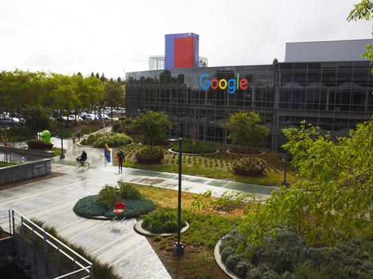 Google office building.