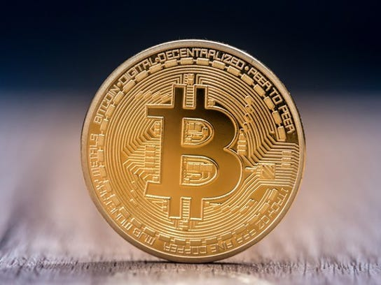 This year, bitcoin is approaching a nearly 600% gain,