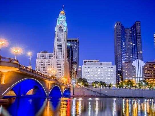 Columbus Ohio Taxes Property