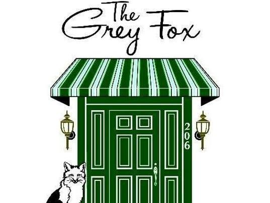The Grey Fox logo.
