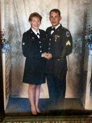 John and Patricia Ott. submitted photo