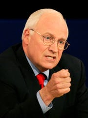 Vice President Dick Cheney in 2004.