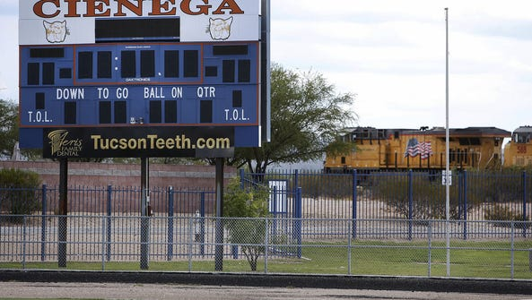 Cienega High School in Tucson.