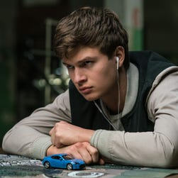 Review: 'Baby Driver' sets innovative heists to a winning beat