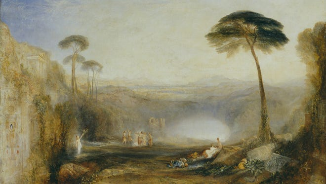 """Tate Britain's """"The Golden Bough"""" can be seen at the Taft Museum of Art through early August."""